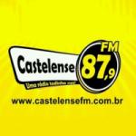 Logo da emissora Rádio Castelense 87.9 FM