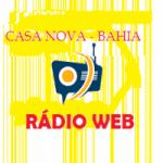 Logo da emissora Rádio Web Casa Nova Bahia