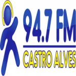 Logo da emissora Rádio Castro Alves 96.7 FM