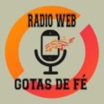 Logo da emissora Rádio Web Gotas de Fé