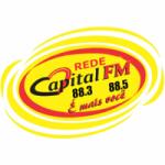 Logo da emissora Rádio Capital 88.5 FM