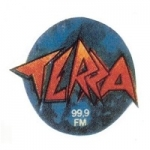 Logo da emissora Rádio Terra FM