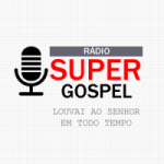 Logo da emissora Rádio Super Gospel