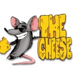 Logo da emissora Radio The Cheese 87.9 FM