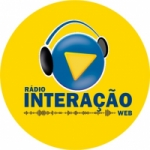 Logo da emissora Rádio Interação Web