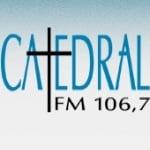 Logo da emissora Rádio Catedral 106.7 FM