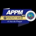 Logo da emissora Rádio APPM