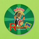Logo da emissora Rádio Resgate FM