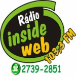 Logo da emissora Rádio Inside FM