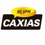 Logo da emissora Rádio Caxias 93.5 FM