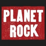 Logo da emissora Radio Planet Rock DAB