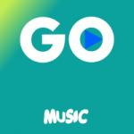Logo da emissora Music FM GO