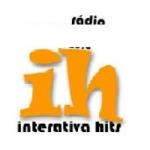 Logo da emissora Rádio Interativa Hits