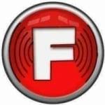 Logo da emissora Rádio Frenética FM