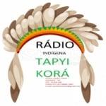 Logo da emissora Rádio Indígena Tapyi Korá