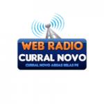 Logo da emissora Web Radio Curral Novo