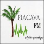 Logo da emissora Rádio Piaçava FM