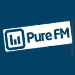 Logo da emissora Radio Pure FM