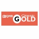 Logo da emissora Radio QMR Classic Gold