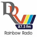 Logo da emissora Radio Rainbow Radio