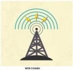 Logo da emissora Rádio Web Cuiabá