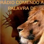 Logo da emissora Rádio Comendo A Palavra