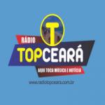 Logo da emissora Rádio Top Ceará