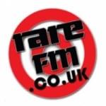 Logo da emissora Radio Rare 87.7 FM