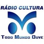 Logo da emissora Rádio Cultura 990 AM