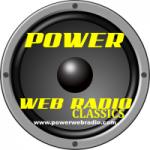 Logo da emissora Power Web Rádio Classics