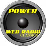 Logo da emissora Power Web Radio Classics