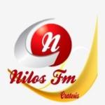 Logo da emissora Rádio Nilos FM