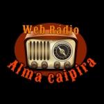 Logo da emissora Rádio Alma Caipira
