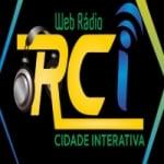 Logo da emissora Rádio Cidade Interativa
