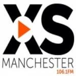 Logo da emissora Radio XS 106.1 FM