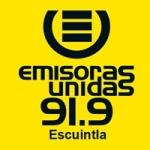 Logo da emissora Radio Emisoras Unidas 91.9 FM