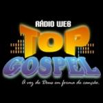 Logo da emissora Top Gospel Rádio Web