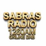 Logo da emissora Radio Sabras 1260 AM