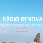 Logo da emissora Rádio Renova