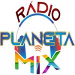 Logo da emissora Rádio Planeta Mix