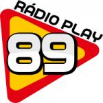 Logo da emissora Rádio Play 89