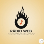 Logo da emissora Rádio Web Anunciando A Salvação