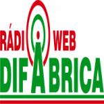 Logo da emissora Rádio Web Difabrica