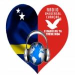 Logo da emissora Rádio Universal Curação