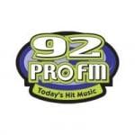 Logo da emissora Radio WPRO 92.3 FM