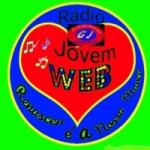 Logo da emissora Rádio Jovem Web