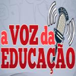 Logo da emissora Rádio A Voz Da Educação