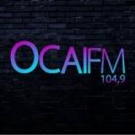Logo da emissora Rádio Ocai FM