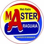 Logo da emissora Rádio Master Araguaia