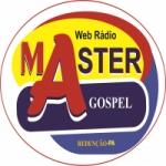 Logo da emissora Rádio Master Gospel